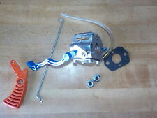 EXCELLENT USED:(OEM): CARB. +++--HUSQVARNA 125B LEAF BLOWER.