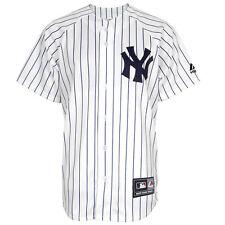 MLB Baseball Trikot Jersey NEW YORK NY YANKEES Home weiss Majestic M67