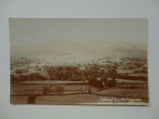 Postcard-SEDBERGH FROM THE RIGGS
