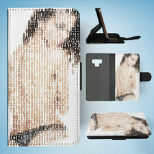 SAMSUNG GALAXY NOTE 9 FLIP CASE WALLET COVER|TYPOGRAPHY SEXY GIRL #2