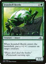 4X Ironshell Beetle MTG Magic GUILDS OF RAVNICA #134