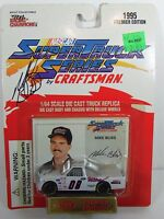 Vtg 1995 MIKE BLISS AUTOGRAPHED SIGNED 1:64 NASCAR SUPER TRUCK SERIES ULTRA FORD