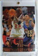 Rare: 1998 98 Upper Deck MJX Michael Jordan MJ Timepieces Bronze #71 #'d of 230