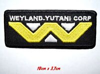 Alien Weyland-Yutani Corp Iron on Sew on Embroidered Patch #288