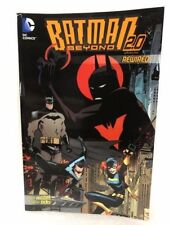 DC BATMAN BEYOND 2.0 VOL 01 REWIRED TPB Paperback - NEW MSRP $17