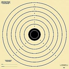 """B-22 Army """"L"""" (Paper) Non-Official Nra Target - 100 Target Pack"""