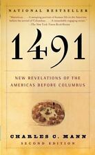1491 : New Revelations of the Americas Before Columbus by Charles C. Mann (20...