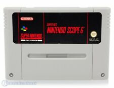 Nintendo SNES Spiel - Nintendo Scope 6 Modul