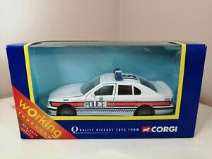 corgi 57801 BMW 525  police car