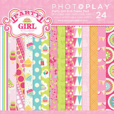 Photo Play Party Girl 6x6 Paper Pad