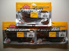 Berkley PowerBait Power Worms 7 in. 39 Soft Plastic Bass Fishing  Baits
