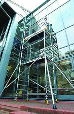 8.2M Aluminium Scaffolding Tower Hire for 7 Days (1 Week)