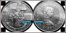 CANADA 1984 CANADIAN EXPLORER JACQUES CARTIER RARE $1 DOLLAR SEALED COIN