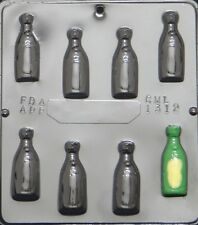 Champagne Bottle Small Chocolate Candy Mold  1312 NEW