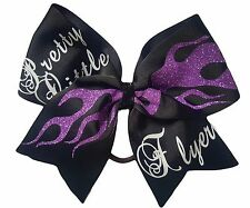 Pretty Little Flyer large Cheer Bow