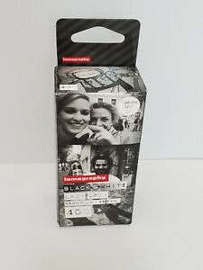 Lomography Lady Grey - B&W 400 35 mm 36 Exposures Pack of 3
