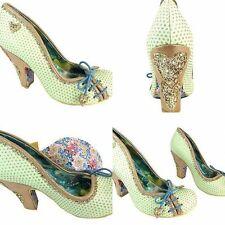 Irregular Choice Synthetic Casual Heels for Women