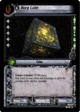 Star Trek 2E: Borg Cube [Ungraded] Call to Arms STCCG Decipher 2E