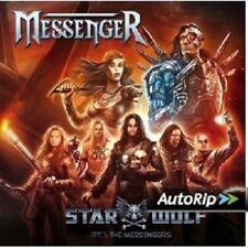 MESSENGER - STARWOLF  CD NEW+