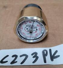 Waters 651x 3 Machinist Torque Watch Gauge 25 50 Gm Cm C273pk