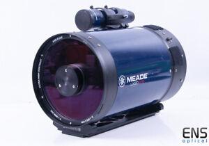 "Meade 8"" LX90  UHTC OTA SCT Telescope - Losmandy Dovetail Plate"