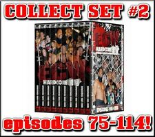 ECW Hardcore TV Volume 2 Complete 10 DVD Set, Wrestling Terry Funk Shane Douglas
