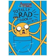 Totally Rad Book of Secrets (Adventure Time) - LikeNew - Price Stern Sloan -
