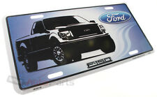 NEW!!! FORD F150 LICENSE PLATE ALUMINUM STAMPED EMBOSSED METAL TRUCK TAG