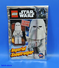 lego figurine star wars edition limitée 911726/Imperial Trooper/polybag