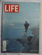 LIFE Magazine Jun 1968- Robert F. Kennedy's Assassination