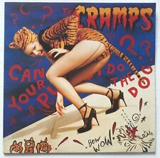 """THE CRAMPS - CAN YOUR PUSSY DO THE DOG FRENCH 12""""- NEW 64 - 1985"""