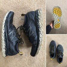 New Balance Men Fresh Foam Hierro v3 Trail Running Shoes Trainers Black