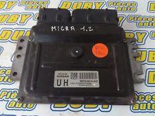 CALCULATEUR MOTEUR REF.MEC32-040NISSAN MICRA K12 1.2