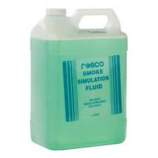 Rosco 710-031 Smoke Machine Fluid,4L bottle