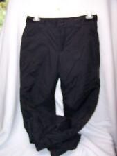 COLUMBIA SNOW PANTS BLACK; 18/20; EXCELLENT CONDITION SNOWPANTS Adjustable