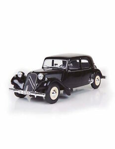 Salvat coches inolvidables 1/24 Citroën Traction 11B 1952 Citroen Ixo