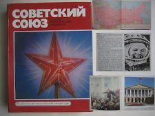 1977 USSR PROPAGANDA Photo-Album  Soviet Union Politico economic guide