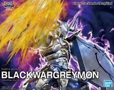 Figure Rise Standard Digimon Wargreymon Black ver. model kit Bandai