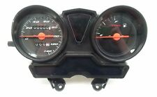 YAMAHA FACTOR YBR 125 MOTOR BIKE CYCLE INSTRUMENT CLUSTER SPEEDO FUEL GAUGE