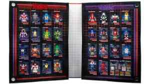 TRANSFORMERS KRE-O CLASS OF '85 YEARBOOK 30 FIGURES SDCC 2015 SEALED