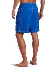 SPEEDO - Marina Swim Trunks - Volley - Swimsuit - XXL - Blue - $50