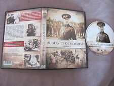 Au service de sa majesté (O.H.M.S) de Raoul Walsh (Wallace Ford), DVD, Guerre