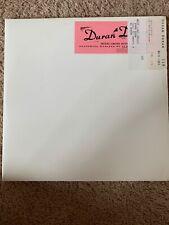 "Duran Duran White Lines Promo 12"" 2xlp DJ Remixes"