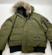 #331 Canada Goose Chilliwack Bomber Black Label Size L  RETAIL $875
