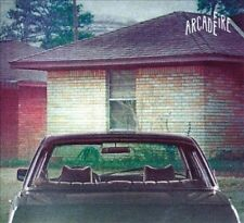 Arcade Fire : The Suburbs CD. Brand New & Factory Sealed!