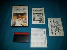 Ultima IV Sega Master System Ultra Rare A+