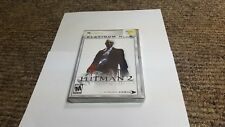Hitman 2: Silent Assassin (Microsoft Xbox, 2002) new