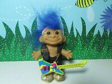 """MOHAWK ROCKER - 5"""" Russ Troll Doll - NEW IN ORIGINAL WRAPPER"""