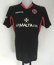 SHEFFIELD UNITED 2010/11 S/S AWAY SHIRT BY MACRON SIZE UK MEDIUM BRAND NEW