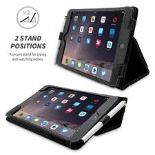 Leather 360 Degree Rotating Smart Stand Case Cover APPLE iPad Mini 1, 2, 3,